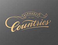 Alphabet of the Countries Vol.1