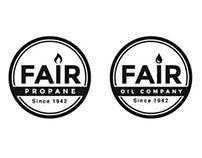 Fair Oil and Propane logo