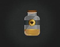 Bottled Romance + Animation