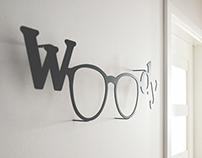 Woody Wall Coat Rack