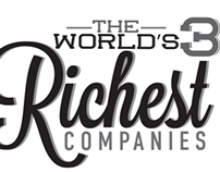 The World's 3 Richest companies