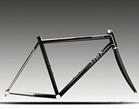 Custom Merlin Mountain Bike