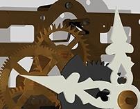 Cuckoo Clock Technical Animation