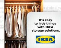 IKEA I Hidden Banners