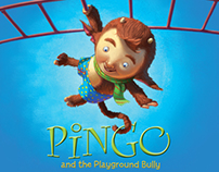 iPad Interactive: Pingo and the Playground Bully