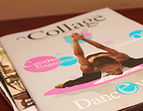 Collage -School Magazine