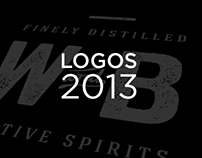Whiskey and Branding Logo Collection 2013