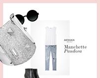 Messika - Social media