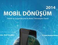 Mobil Dönüşüm 2014 Afiş