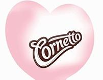 cornetto packaging