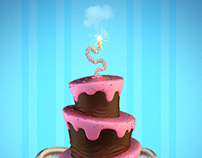 Cake - personal project