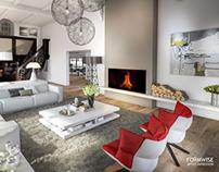 3D Visual Villa Breda