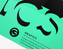 GRAFICS, CINEMA RESEARCH CENTER | Identity, Web