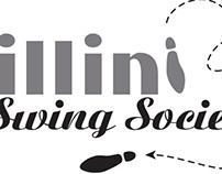 Illini Swing Society Logo