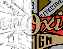 Logo Project for Iron Oxide Design – Part 1 of 2