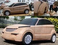 Chrysler B segment PHEV