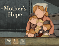 iPad Interactive: A Mother's Hope