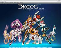 Character Design for Skeeg Online