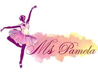 Ms Pamela Logo Design