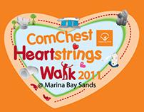 ComChest HeartStrings Walk 2011