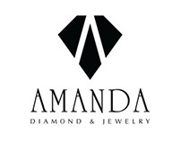 AMANDA identity branding concept