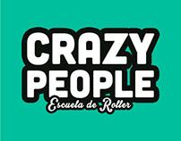 Crazy People - Escuela de Rollers -