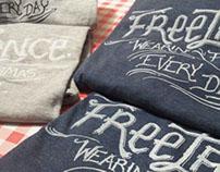 FREELANCE. Wearin' pyjamas every day