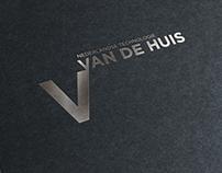 Van De Huis Logo & CI