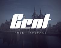 GENT (Free Typeface)