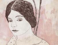 TINA MODOTTI | two illustrations