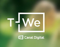T-We Visual Identity