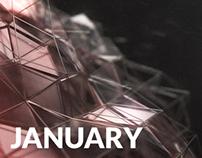 Everyday // January