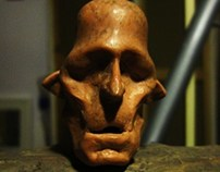 Waxwork Head