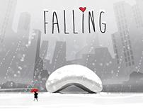Falling, Web Comic