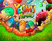 Yoshi's Island Fanart