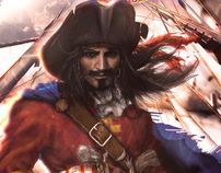The Adventures of Captain Morgan - Legend of the Skies