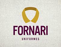 Logotipo Fornari Uniformes