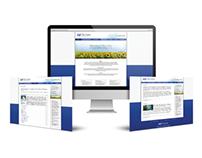 The Center - Website Redesign