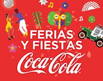 Ferias y fiestas Coca-Cola