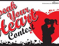 Speak Your Heart writing contest