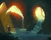Fish Cavern