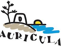 Auricula villa logo