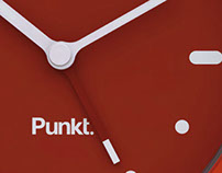 Punkt. Corporate and Product Brand.