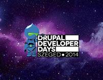 Drupal Developer Days Szeged - 2014
