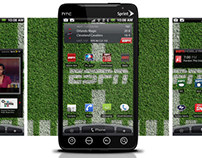 ESPN Mobile x Sprint ID