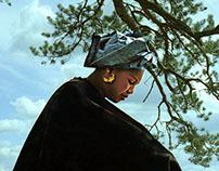Kandia Kouyate. Malian singer and griot
