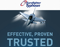 Eurofighter Typhoon - Responsive Website
