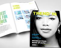 TREND'IN Magazine