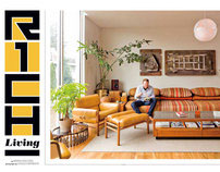 Rich Living - Portland Monthly May 2011