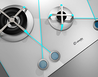 Eclipse / Gas Cooktop